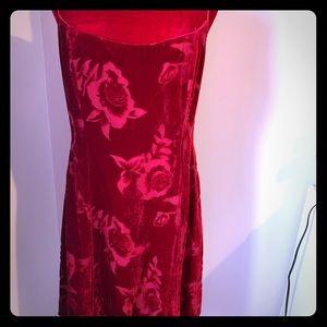 Vintage Nanette Lepore spaghetti strap dress